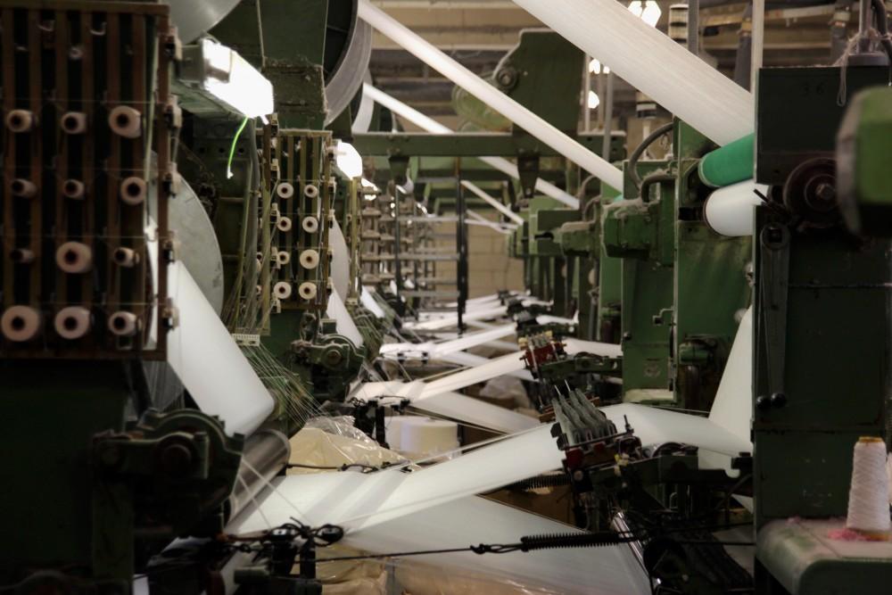 L'industrie textile ralentit la fermeture d'entreprises après une décennie noire